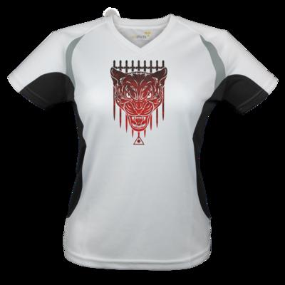Motiv: Laufshirt Lady Running T - Götter - Kor - Symbol