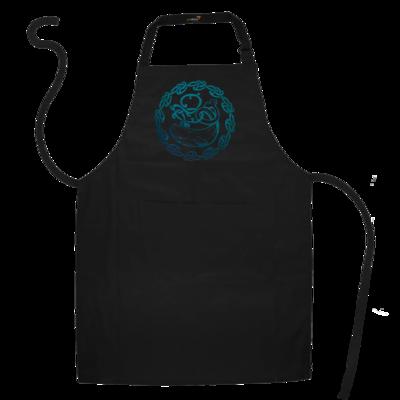 Motiv: Schürze - Götter - Swafnir - Symbol