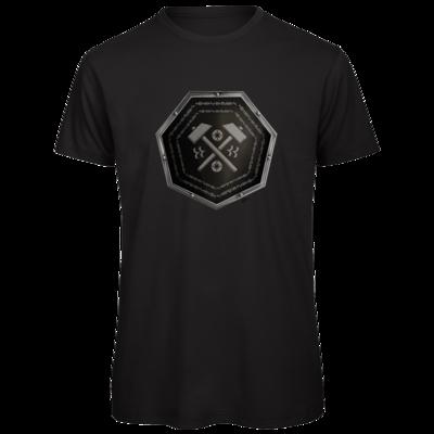 Motiv: Organic T-Shirt - Wappen - Xorlosch