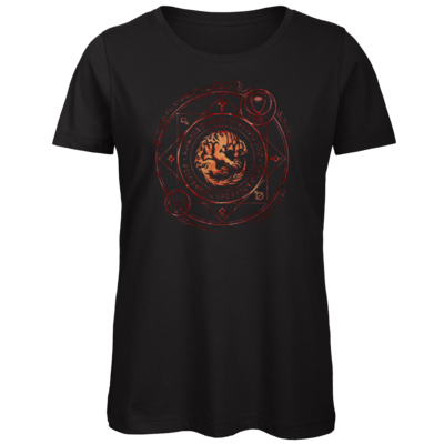 Motiv: Organic Lady T-Shirt - Dämonen - Pandämonium
