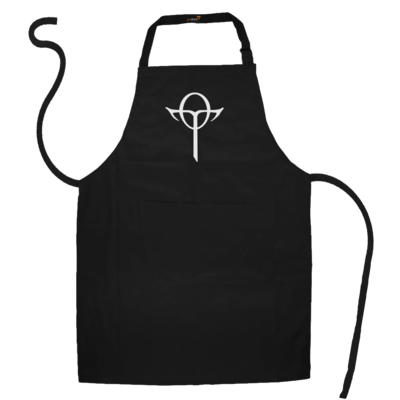 Motiv: Schürze - Götter Symbol - Rahja