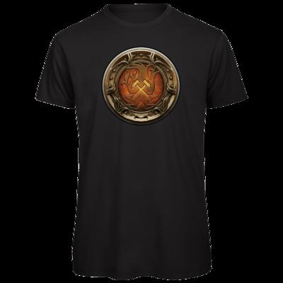 Motiv: Organic T-Shirt - Götter Siegel - Angrosch