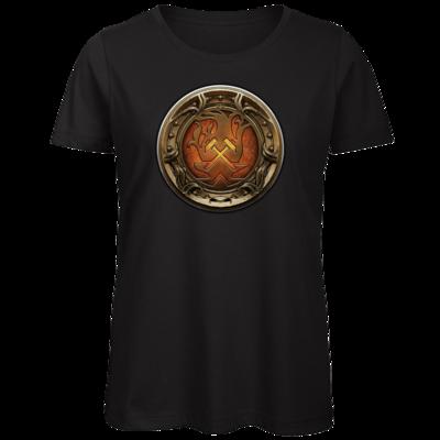 Motiv: Organic Lady T-Shirt - Götter Siegel - Angrosch