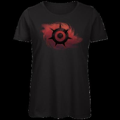 Motiv: Organic Lady T-Shirt - Götter und Dämonen - Dämonenkrone
