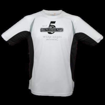 Motiv: Laufshirt Running T - Sprüche - Mit DSA5 wird alles besser
