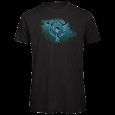Motiv: Organic T-Shirt - Götter und Dämonen - Namenloser Frost