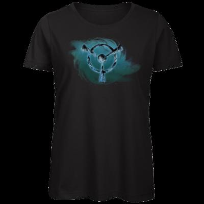 Motiv: Organic Lady T-Shirt - Götter und Dämonen - Namenloser Frost