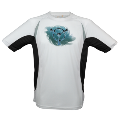 Motiv: Laufshirt Running T - Götter und Dämonen - Namenloser Frost