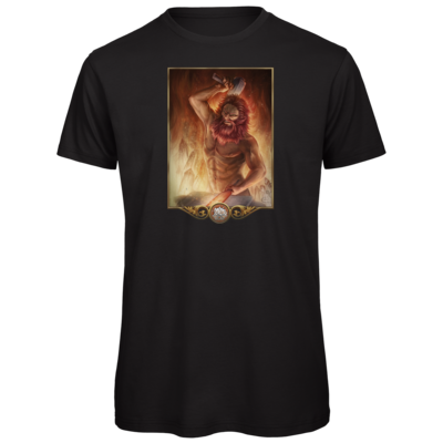 Motiv: Organic T-Shirt - Götter - Ingerimm