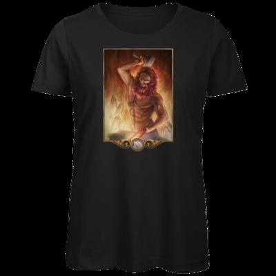 Motiv: Organic Lady T-Shirt - Götter - Ingerimm