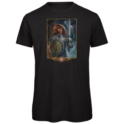 Motiv: Organic T-Shirt - Götter - Rondra