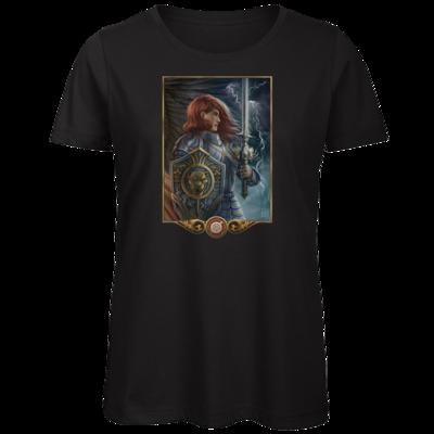 Motiv: Organic Lady T-Shirt - Götter - Rondra