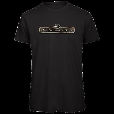 Motiv: Organic T-Shirt - Logos - Schriftzug Das Schwarze Auge