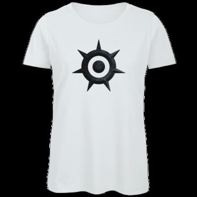 Motiv: Organic Lady T-Shirt - Götter und Dämonen - Dämonenkrone solo