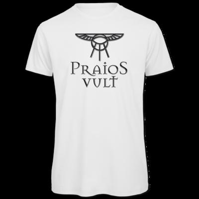 Motiv: Organic T-Shirt - Sprüche - Götter - Praios Vult