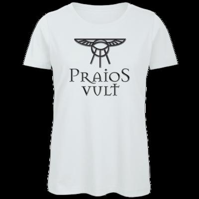 Motiv: Organic Lady T-Shirt - Sprüche - Götter - Praios Vult