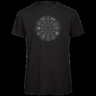Motiv: Organic T-Shirt - Götter und Dämonen - Dämonenkreis