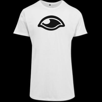 Motiv: Shaped Long Tee - Logos - Das Schwarze Auge