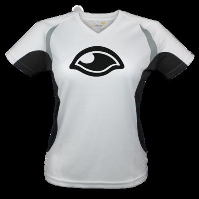 Motiv: Laufshirt Lady Running T - Logos - Das Schwarze Auge
