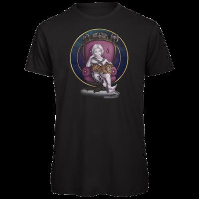 Motiv: Organic T-Shirt - Götter und Dämonen - Namenloser - Chibi