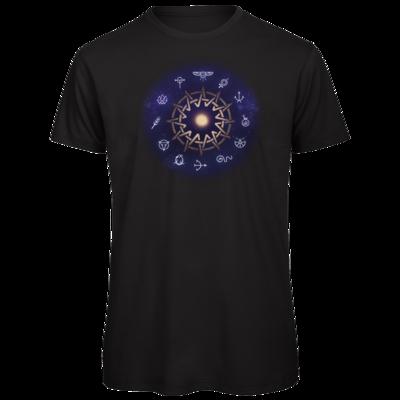 Motiv: Organic T-Shirt - Götter - Zwölfgötterkreis