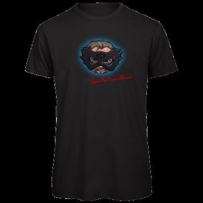 Motiv: Organic T-Shirt - Let's Plays - Das Buch der Macht - Chibi - glow