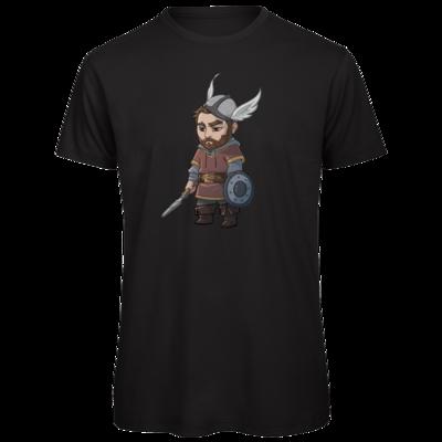 Motiv: Organic T-Shirt - Let's Plays - Nubor - Chibi