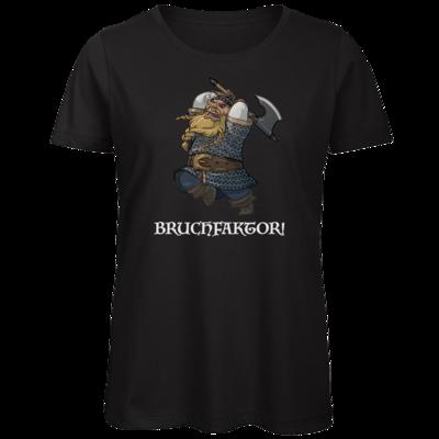 Motiv: Organic Lady T-Shirt - Let's Plays - Bokklawash Bruchfaktor - Chibi