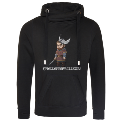 Motiv: Cross Neck Hoodie - Let's Plays - Nubor Spielleiterwillkür - Chibi