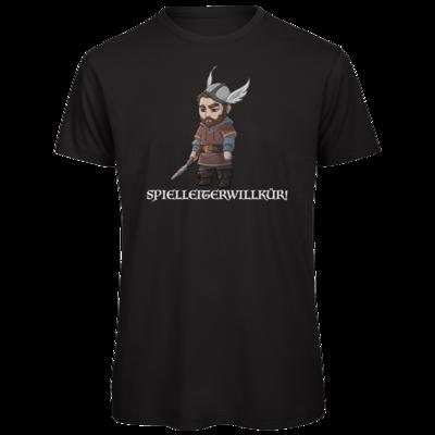 Motiv: Organic T-Shirt - Let's Plays - Nubor Spielleiterwillkür - Chibi