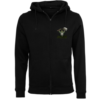 Motiv: Heavy Zip-Hoodie - Let's Plays - Echsitus