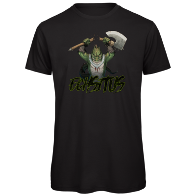 Motiv: Organic T-Shirt - Let's Plays - Echsitus