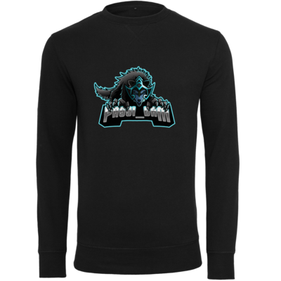 Motiv: Light Crew Sweatshirt - Wolf