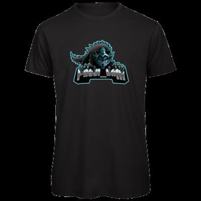 Motiv: Organic T-Shirt - Wolf