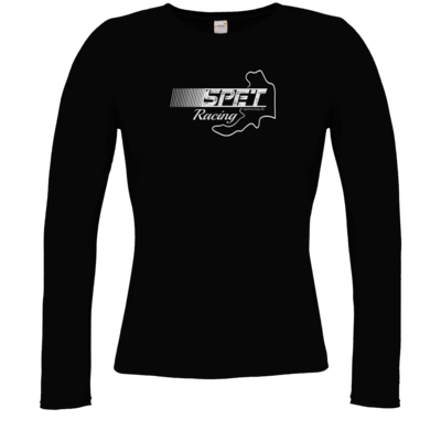 Motiv: Longsleeve Damen Organic - SPET Racing