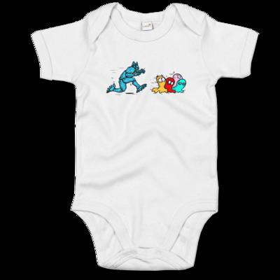 Motiv: Baby Body Organic - Pac-Man