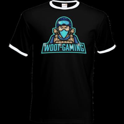 Motiv: T-Shirt Ringer - normal