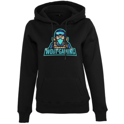Motiv: Womens Heavy Hoody - normal