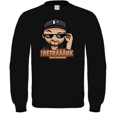 Motiv: Sweatshirt FAIR WEAR - Geträäänk