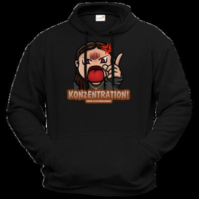 Motiv: Hoodie Premium FAIR WEAR - Konzentration!