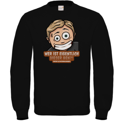 Motiv: Sweatshirt FAIR WEAR - Ben?