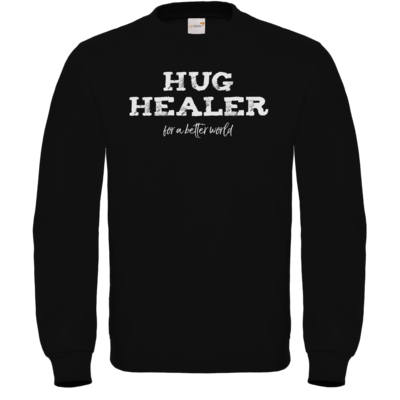 Motiv: Sweatshirt FAIR WEAR - Hug Healer #01