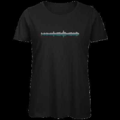 Motiv: Organic Lady T-Shirt - Boppard #02