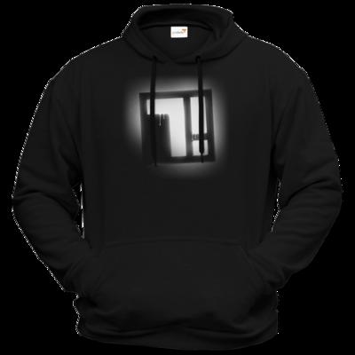 Motiv: Hoodie Premium FAIR WEAR - Factorial Seven Logo