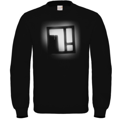 Motiv: Sweatshirt FAIR WEAR - Factorial Seven Logo