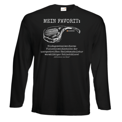 Motiv: Exact 190 Longsleeve FAIR WEAR - Definition Steak