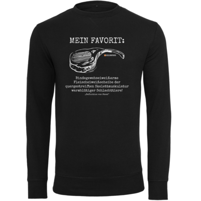 Motiv: Light Crew Sweatshirt - Definition Steak
