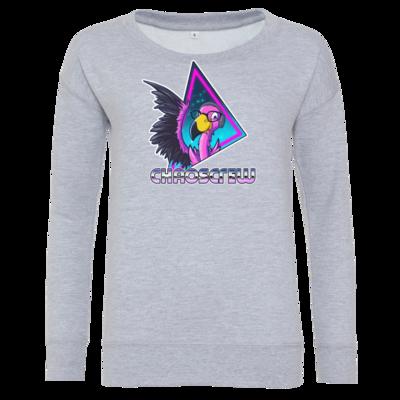 Motiv: Girlie Crew Sweatshirt - Cha0sCrew