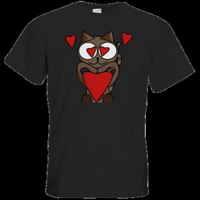 Motiv: T-Shirt Premium FAIR WEAR - Baumelliebe