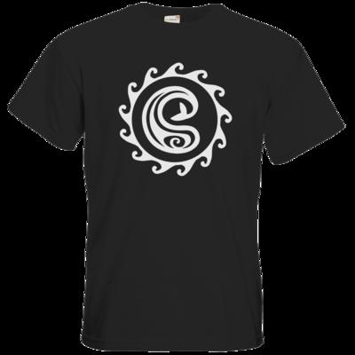 Motiv: T-Shirt Premium FAIR WEAR - Götter Symbol - Swafnir